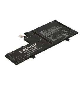 2-Power OM03XL alternativ pro EliteBook x360 1030 G2 Main Battery Pack 11.55V 4935mAh 57Wh