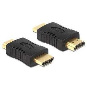 Delock Adaptér HDMI A samec   Gender Changer samec