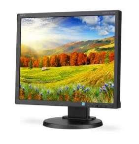 "NEC 19"" EA193Mi - 1280x1024, IPS, W-LED, 250cd, D-sub, DVI, DP, Repro, černý"