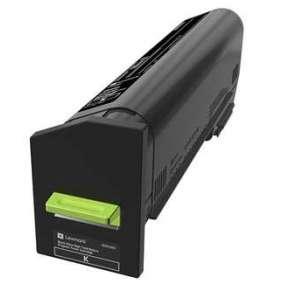 LEXMARK CX860 Black Ultra High Yield Return Programme Toner Cartridge