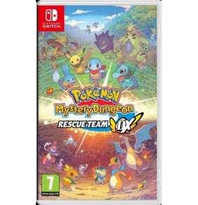 Nintendo Switch hra - Pokémon Mystery Dungeon: Rescue Team DX