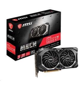 MSI VGA AMD Radeon™ RX 5600 XT MECH OC, 6GB GDDR6, 1xHDMI, 3xDP