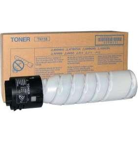 Konica Minolta Toner černý TN-118 pro Bizhub 215/226