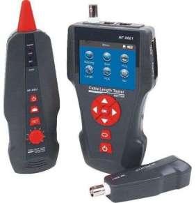 Tester UTP kabelů typ 8601, testuje POE, Ping, vyhledá kabely