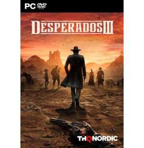 PC - Desperados 3