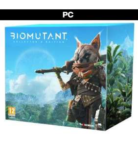 PC - Biomutant Collector's Edition