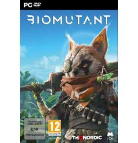 PC - Biomutant  mid 2020