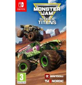 NS - Monster Jam Steel Titans