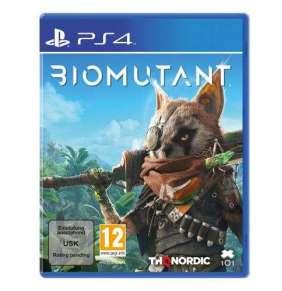 PS4 - Biomutant  mid 2020