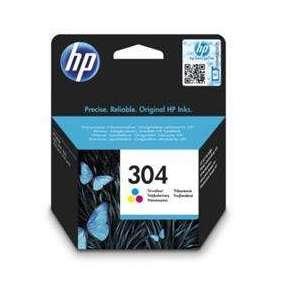 HP 304 Tri-color Original Ink Cartridge