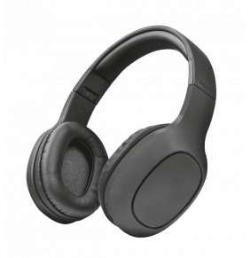 TRUST Bluetooth Headphones - grey