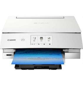 Canon PIXMA Tiskárna TS8251 white - barevná, MF (tisk,kopírka,sken,cloud), duplex, USB,Wi-Fi,Bluetooth