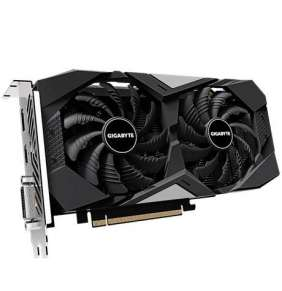 GIGABYTE VGA NVIDIA GeForce GTX 1650 SUPER WINDFORCE OC 4G, 4GB GDDR6, 1xHDMI, 1xDP, 1xDVI-D
