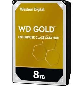 WD GOLD WD8004FRYZ 8TB SATA/ 6Gb/s 256MB cache 7200 ot.