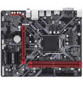 GIGABYTE MB Sc LGA1151 B365M H, Intel B365, 2xDDR4, VGA, mATX