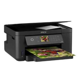 EPSON tiskárna ink Expresion home XP-5100, A4, 1200x4800 dpi, 3in1, 33ppm, CIS, 1200x2400 dpi, USB, Wi-Fi Direct, LAN