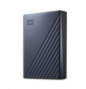 """WD My Passport ULTRA 4TB Ext. 2.5"""" USB3.0 Blue USB-C"""
