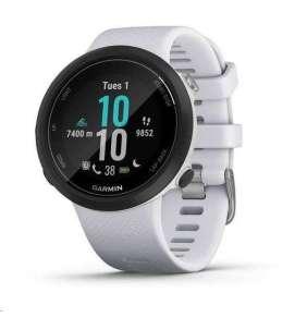 GARMIN GPS sportovní hodinky pro plavce SWIM2 White