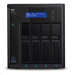 """WD My CLOUD PR 4100, 56 TB (4x14TB) 3,5"""", RJ45, NAS"""