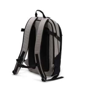 Dicota Backpack GO 13-15.6 light grey