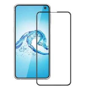 Ochrana displeje GLASS FULL Samsung S10e, černá