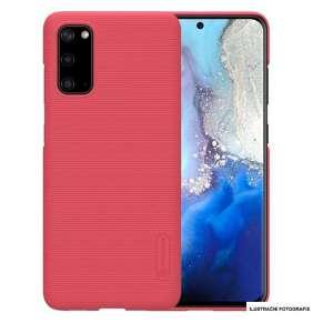 Nillkin Super Frosted Zadní Kryt pro Samsung Galaxy S20+ Red