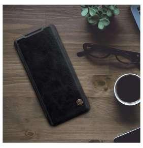 Nillkin Qin Book Pouzdro pro Samsung Galaxy S20 Black