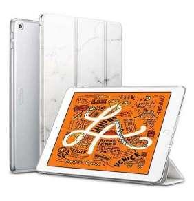 ESR puzdro Colour Edition pre iPad mini 5 gen. (2019) - Marble White