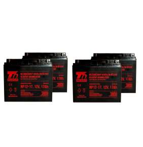 T6 Power RBC11, RBC55 - battery KIT