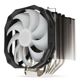 SilentiumPC chladič CPU Fortis 3 RGB HE1425/ ultratichý/ 140mm fan/ 5 heatpipes/ RGB/ PWM/ pro Intel i AMD