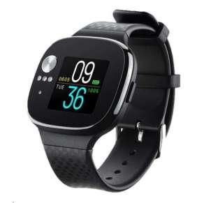 ASUS chytré hodinky VivoWatch BP, ceramic (VIOLET 2.3-1A HC-A04A)