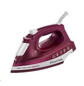 RUSSELL HOBBS 24820 Žehlička na prádlo Light and Easy Brights Iron Mulberry