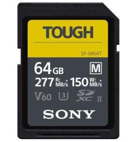 SONY Tough SD karta řady M 64GB
