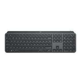 Logitech® MX Keys Advanced Wireless Illuminated Keyboard - GRAPHITE -  UK INT'L