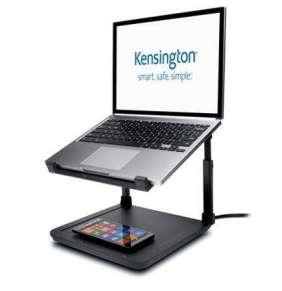Kensington Podstavec pod notebook SmartFit® s podložkou pro bezdrátové nabíjení