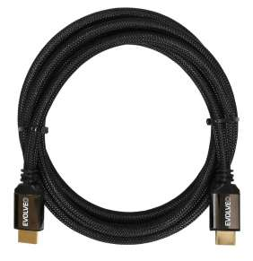 EVOLVEO XXtremeCord, kabel HDMI 2.0, 15 metrů, podpora UltraHD 4K2K/HDR