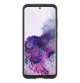 Samsung Tvrzený kryt se stojánkem pro S20 Black