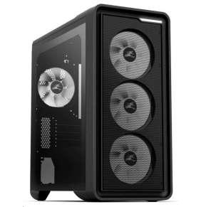 Zalman skříň M3 Plus / Mini tower / Micro ATX / USB 3.0 / USB 2.0 / průhledná bočnice
