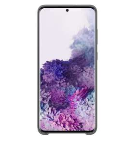 Samsung Silikonový kryt pro S20+ Gray
