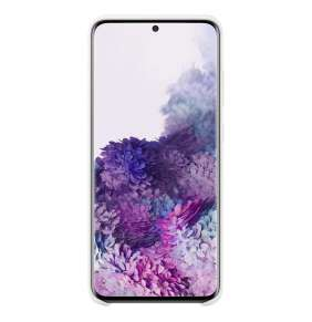 Samsung Silikonový kryt pro S20+ White