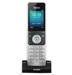 "Yealink W56H IP DECT ručka pro W60P, W56P, W52P, 2,4"" 240x320 barevný LCD, 6 prog.tl."