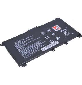 Baterie T6 power HP Pavilion 14-cd000, 15-cc000, 15-cd000 serie, 3630mAh, 41Wh, 3cell, Li-pol
