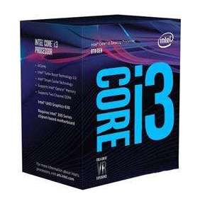 Intel® Core™i3-9100F processor, 3,60GHz,6MB,LGA1151 BOX, s chladičom