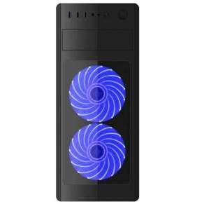 Gembird Computer case Midi Tower Fornax 1000 blue