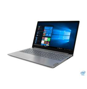 "LENOVO NB ThinkBook 15-IIL - i5-1035G4@1.1GHz,15.6"" FHD IPS mat,8GB,256SSD,noDVD,HDMI,USB-C,cam,backl,W10P,1r carryin"