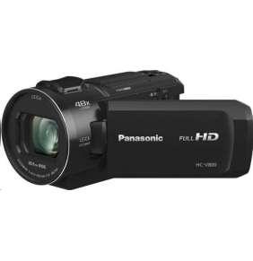 "Panasonic HC-V800 (Full HD kamera, 1MOS, 24x zoom, 3"" LCD, 5.1k)"