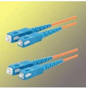 OPTIX SC/UPC-SC/UPC Optický patch cord 62,5/125 2m