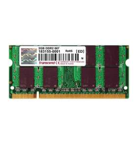 Transcend SODIMM DDR2 2GB 667MHz CL5