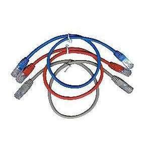 Gembird patch kábel CAT5e, UTP, 0.5 m, čierny