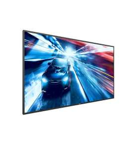 "65"" D-LED Philips 65BDL3010Q-UHD,350cd,MP,18/7"